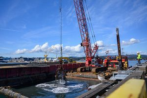 Esquimalt Remediation Project Reaches Major Milestone