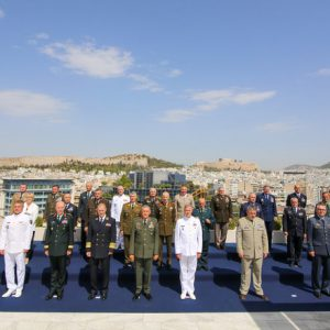30 NATO Chiefs of Defense Discuss Changing Nature of Warfare